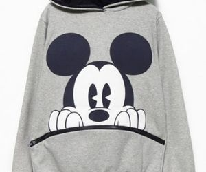 adorable, clothes, and mickey image