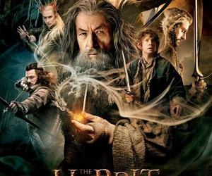 the hobbit, hobbit, and gandalf image