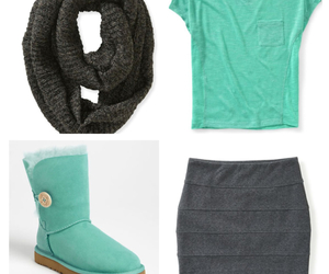 boots, clothes, and outfit image