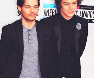 louis, harry and louis, and ama's image