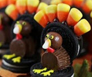 turkey, food, and thanksgiving image