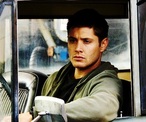 Jensen Ackles and winchester image