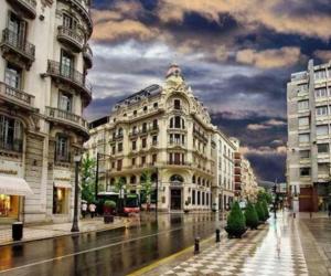 Granada, spain, and love image