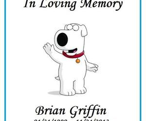 family guy and r.i.p image