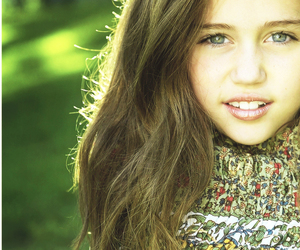 miley cyrus, child, and miley image