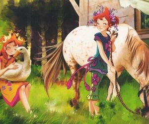 twins, vanilla, and fairy oak image