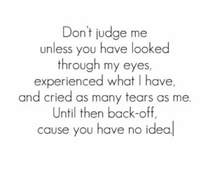quotes, judge, and life image