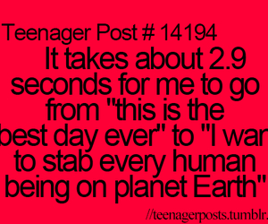 true, teenager post, and quotes image