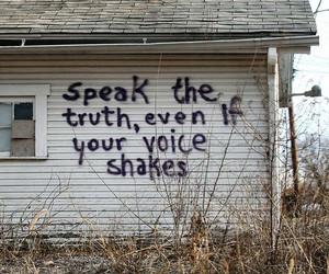 truth, quotes, and speak image