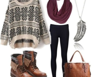 fashion, winter, and nice image