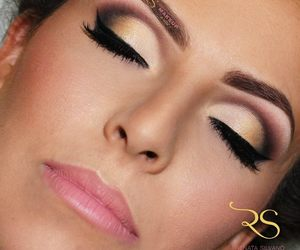 maquillaje, perfect face, and makeup image