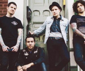 andy, joe, and fall out boy image
