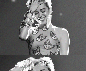 beautiful smile, miley cyrus, and cat image
