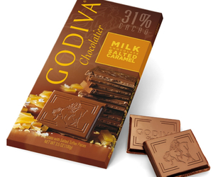 delicious, godiva, and loved image