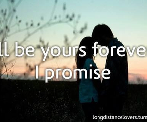 boyfriend, couple, and promise image
