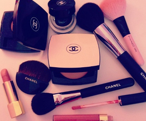 chanel and love makeup image