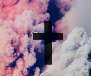 cross and hipster image