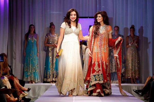 Fashion Designer Rani Emaan Biography And Dress Designs Fashion Elan