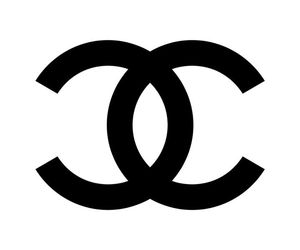 chanel, black, and white image