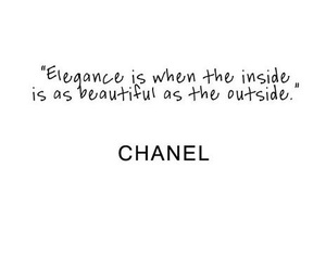 chanel, elegance, and fashion image