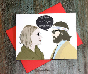 etsy, greeting card, and romance image