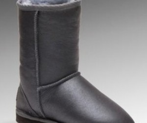 uggs, ugg classic short, and ugg classic image
