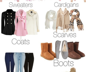 essentials, girly, and inspiration image