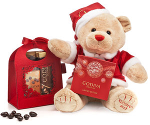 christmas gifts, online gifts in hungary, and send christmas chocolate image