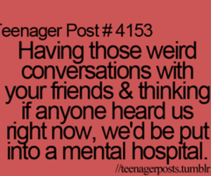 friends, teenager post, and funny image