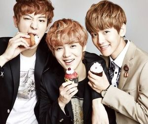exo, korea, and k-pop image