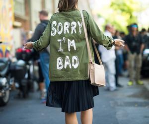 fashion, bad, and girl image