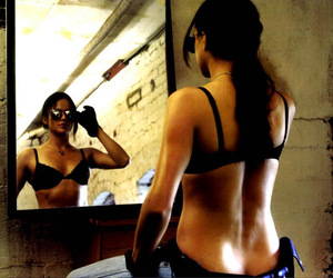 badass, kickass, and michelle rodriguez image