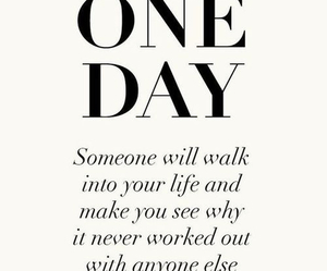 one day... image