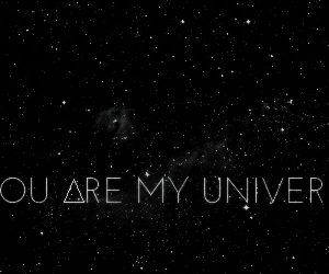 frase, sky, and universe image