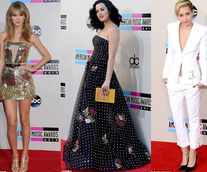 fashion, katy perry, and miley cyrus image