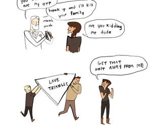 catching fire, funny, and the hunger games image