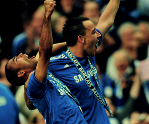 Chelsea FC, football, and john terry image