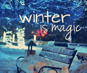 <3, cold, and snow image