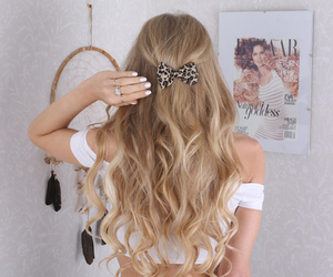 beautiful, bow, and gorgeous image