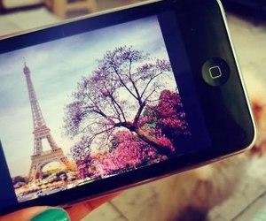paris, scene, and travel image