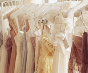 beautiful, clothes, and dresses image