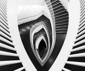 chicago, staircase, and mca image