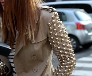 fashion, jacket, and coat image