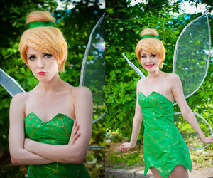 cosplay, real life, and tinkelbell image