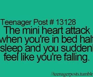 heart attack, teenager post, and sleep image