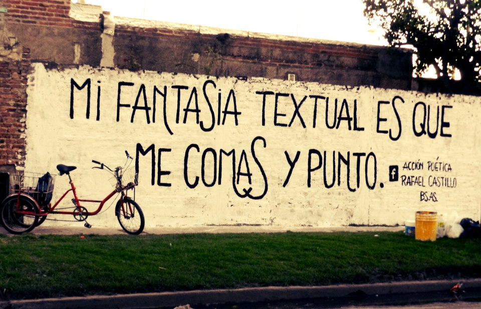 accion poetica uploaded by sergio vargas on we heart it