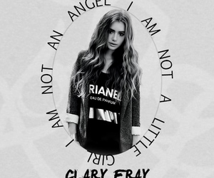 the mortal instruments, clarissa clary fray, and city of bones image