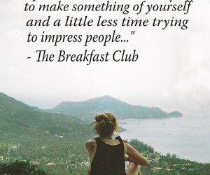 Breakfast Club, quotes, and tumblr image