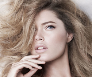 beautiful, blonde, and doutzen image
