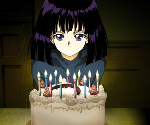 birthday, sailor moon, and sailor saturn image